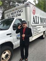 Ali Moving