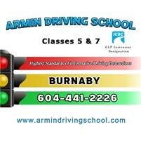 Armin Driving School