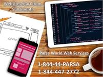Parsa World Web Services