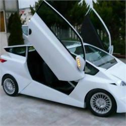 خودروی الکتریک هوشمند ۱۰۰٪ ایرانی آریانا