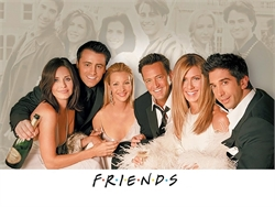 """Cast Of The Show """"Friends"""" Still Making Insane Amount Of Royalties"""