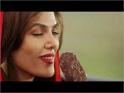 کلیپ جنجالی تبلیغ بستنی