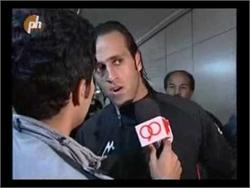 حضور جنجالی علی کریمی در برنامه نود - افشای فساد در فدراسیون فوتبال